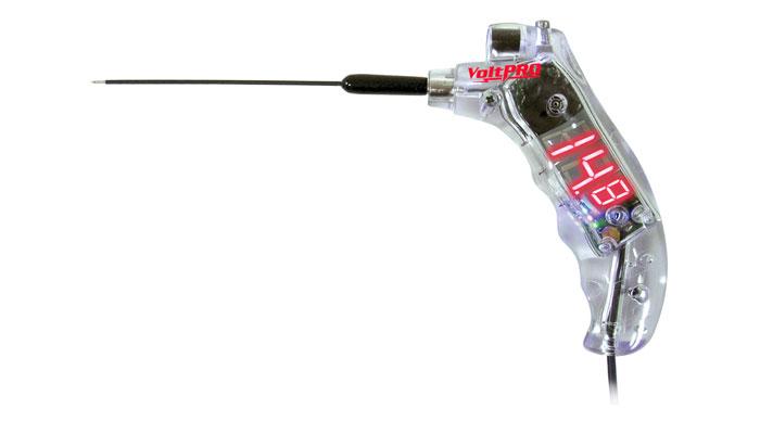Automotive Circuit Tester : Hi vis voltpro automotive voltage circuit tester