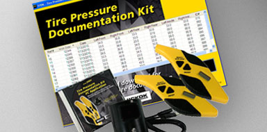 20964 Tire Pressure Documentation System