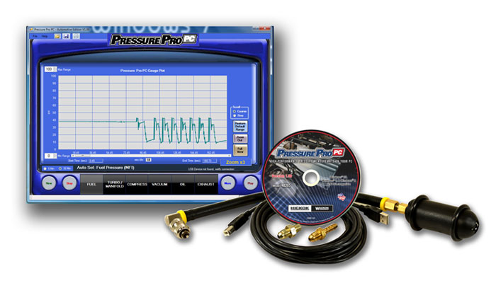 48265 Pressure Pro PC Pressure Measurement Scan Tool